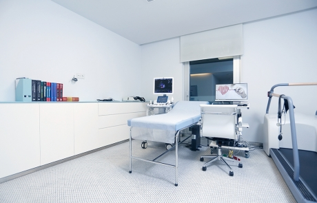 Καρδιολογικό Ιατρείο - Σαββίδου Παρασκευή - Σύγχρονος Καρδιολογικός Εξοπλισμός